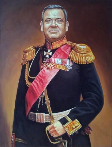 Где заказать портрет маслом в Харькове?