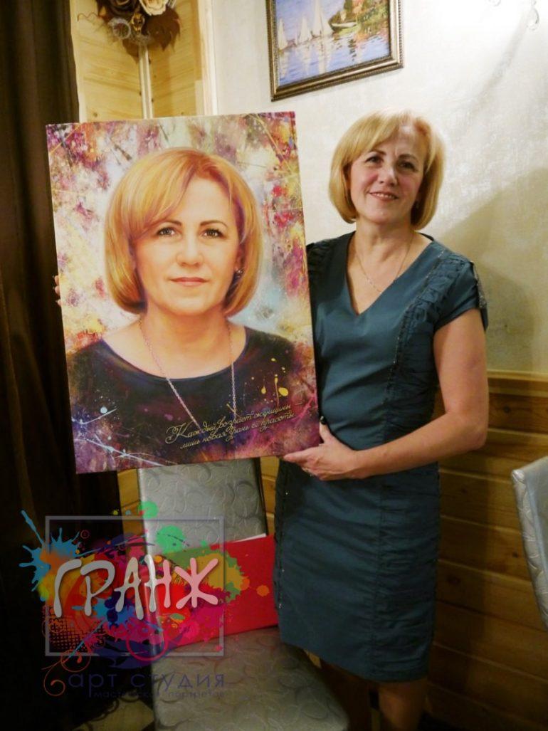 Портрет на заказ Харьков
