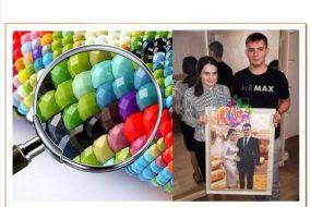 Алмазная мозаика по фото заказать в Харькове
